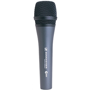 Sennheiser e835 Vocal Stage Microphone - 3-Pack