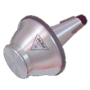 Jo-Ral Tenor Trombone Adjustable Cup Mute - All Aluminum
