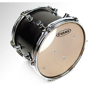 Evans G1 Clear Tom Drum Batter Head - 10""