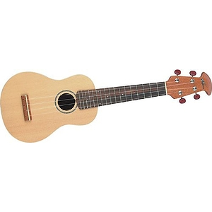 Applause UA10 Soprano Ukulele in Natural