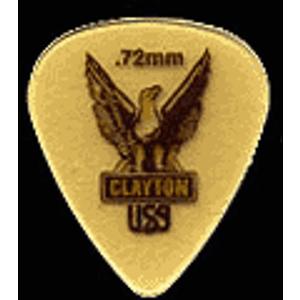Clayton Ultem Gold Standard Picks, bag of 48 - .94mm