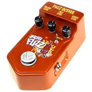 Visual Sound V2AF Angry Fuzz / Fuzz Octave Distortion and Octave Pedal