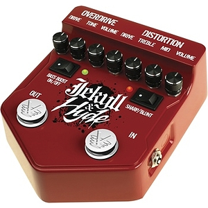 Visual Sound V2 Jekyll &amp; Hyde Overdrive &amp; Distortion Pedal
