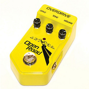 Visual Sound V2 Open Road Overdrive Pedal