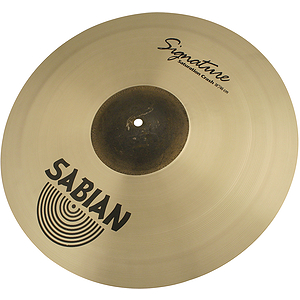 Sabian Signature Series Virgil Donati Saturation Crash Cymbal - 18-inch