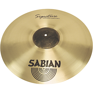 Sabian Signature Series Virgil Donati Saturation Crash Cymbal - 19-inch