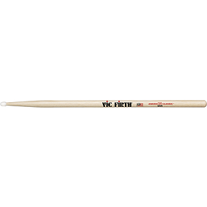 Vic Firth American Classics 5-A Drumsticks - Nylon tip, box of 12 pairs