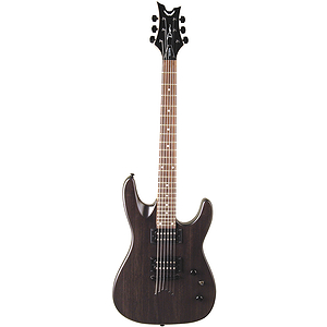 Dean VNXM Vendetta XM 6-String Electric Guitar - Translucent Black