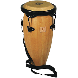 Latin Percussion Caribe Portable Conga Drum - Natural Finish