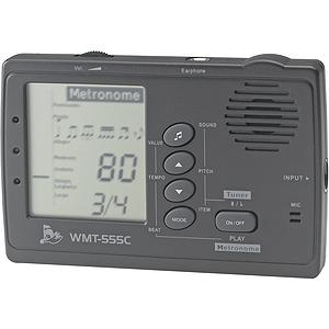 Cherub WMT-555C Tuner/Metronome 3-in-1 Combo