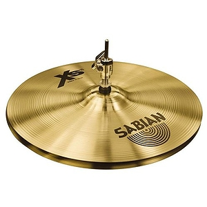 "Sabian Xs20 Medium Hi-hat Cymbals, 14"" - Brilliant"