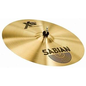 "Sabian Xs20 Medium Thin Crash Cymbal, 16"" - Brilliant"