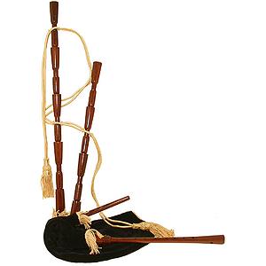 Medieval Bagpipe