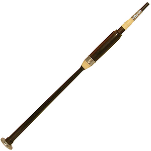 Long Practice Chanter, Ebony