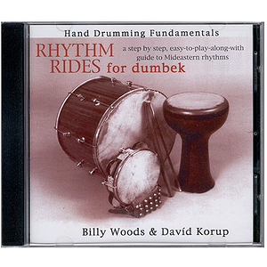 Doumbek Instruction, Rhythm Rides CD