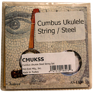 Cumbus Ukulele Steel String Set