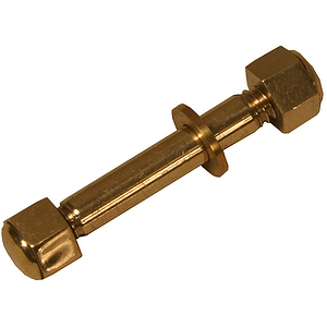 Smaller Brass Nut and Washer for DHST