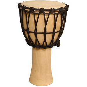"Djembe, Small, 9"", Mango, Light"