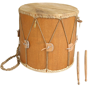 "EMS Medieval Drum, 13"" X 13"""