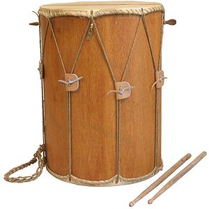 "EMS Medieval Drum, 13"" X 19"""