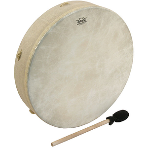 "Remo Buffalo Drum 16"" X 3.5"", Standard"