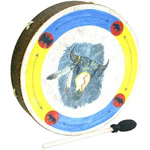 """Remo Buffalo Drum 16"""" X 3.5"""" Buffalo"""