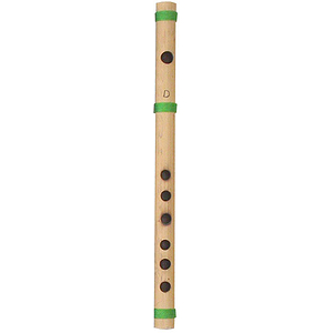 Flute, Cane, D5, 12 Inches