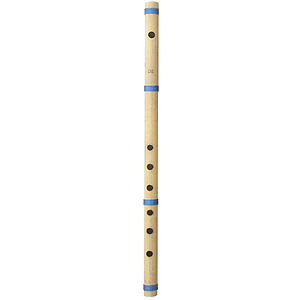 Flute, Cane, D4, 23.5 Inches