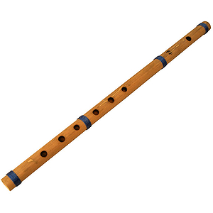 Flute, Cane, F4, 20 Inches