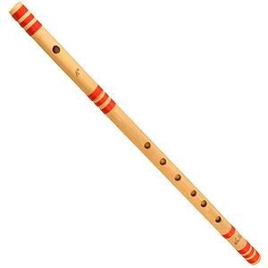 """Bansuri, Deluxe Flute in A#/Bb 22"""""""