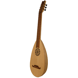 Lute-Guitar, 6 String, Lacewood, Taylor