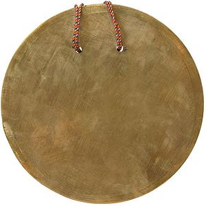 """Tibetan Gong, 12"""", W MLTR1 Beater"""