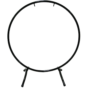 "Gong Stand, Metal (26"" Holding Size)"