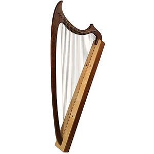 EMS Gothic Harp, 29 Strings