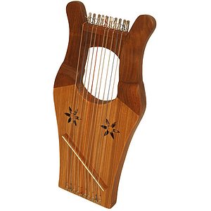 Mini Kinnor Harp