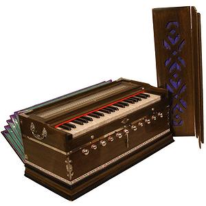 Harmonium, Deluxe, 11 Knob, Dark