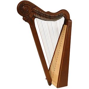 Parisian Harp, 22 String