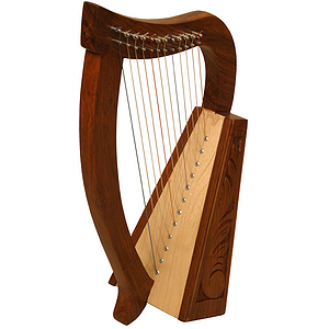 Baby Harp TM, Birch, 12 Strings