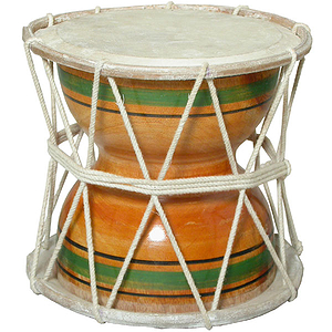 Hudak Talking Drum, (W BEAL)