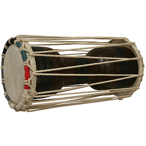 Hudak Deluxe Talking Drum 8x16 (W BEAL)