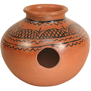 Jug Drum, Black Design