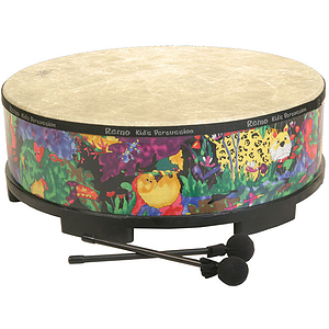 "Remo Gathering Drum 22"" X 8"" Rain Forest"