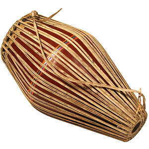 Khol Drum, Fiberglass Body