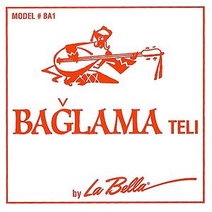 La Bella Baglama Saz String Set
