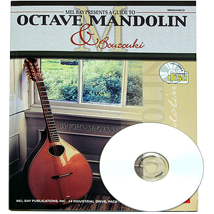 Guide to Mandolin & Bouzouki, Book/CD