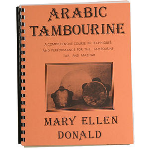 Arabic Tambourine Book,Mary Ellen Donald