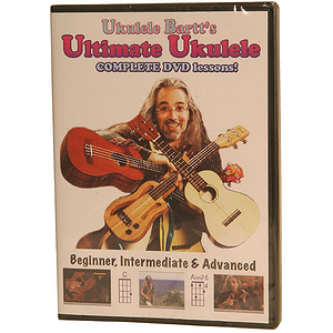 Ukulele Bartt's Ultimate Ukulele DVD