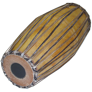 Mridangam, South Indian, Bass