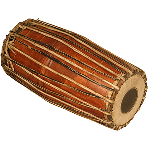 Mridangam, South Indian, Tenor