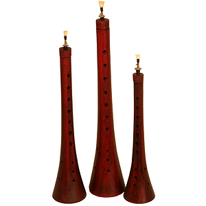 Mizmar, Egyptian, Set of 3